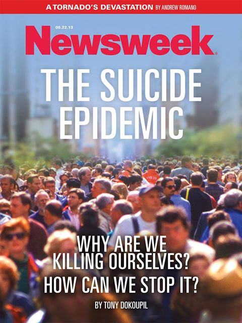 Newsweek The Suicide Epidemic
